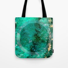 Crystal Round III Tote Bag