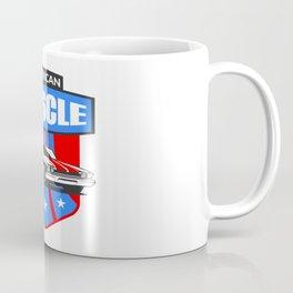 American Muscle Car Coffee Mug