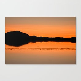 Salar de Uyuni 4 Canvas Print