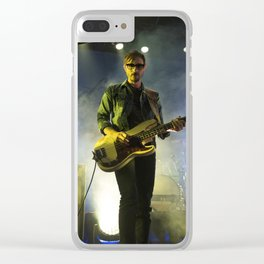 Band of Horses Clear iPhone Case