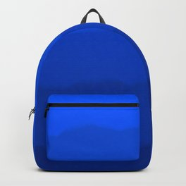 Endless Sea of Blue Backpack