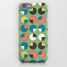Pie Green iPhone 6s Slim Case