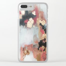 Hot Sauce Clear iPhone Case