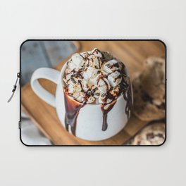 Cocoa and Cookies Laptop Sleeve