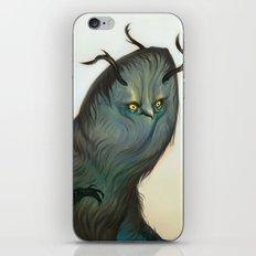 Mischievous Chacac iPhone & iPod Skin
