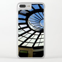 Light From The Sky Clear iPhone Case