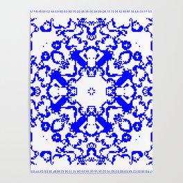 CA Fanatsy Blue series #6 Poster