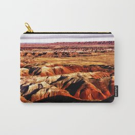 The Painted Desert Carry-All Pouch