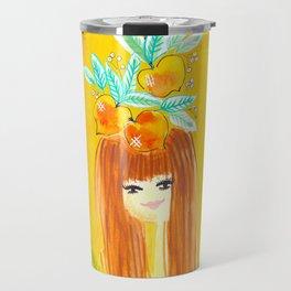 Tropical Girls - Stefani Travel Mug