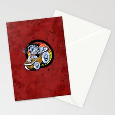 Going to Hell in a Handbasket Stationery Cards