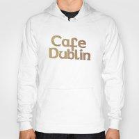 irish Hoodies featuring Irish Pub by Eirin Wie Haveland