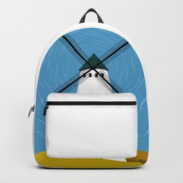 Windmill Scape Backpack
