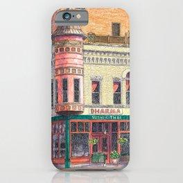 Adelmann Building iPhone Case