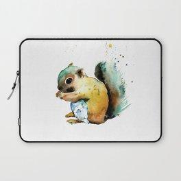 Squirrel - Nuts Laptop Sleeve
