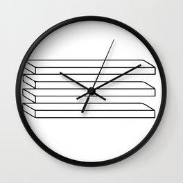 Optical Illusion #5 Wall Clock