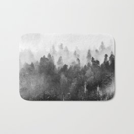 Forest Melody - Redwood National Park Bath Mat