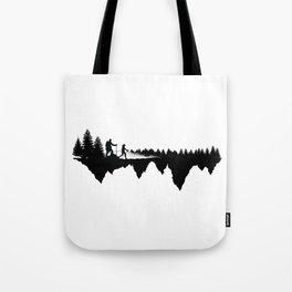 Hiking Life Tote Bag