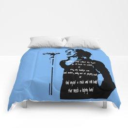 In Blue - 1971 Comforters