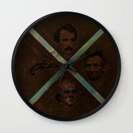 Conspiracy? 1 Wall Clock