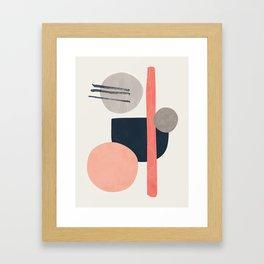 Nari Framed Art Print