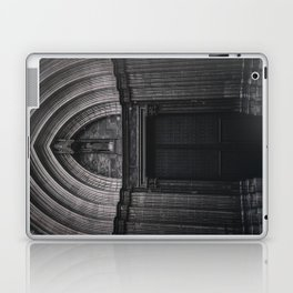 The Gates of Unwelcome Laptop & iPad Skin
