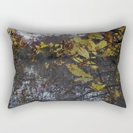Within the Trees  Rectangular Pillow