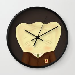 The Tooth Collector Wall Clock