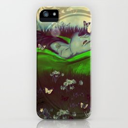 The Gardens (Web)  iPhone Case