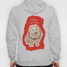 Merry Christmas Dog Hoody