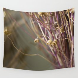 Dry flowers Wall Tapestry