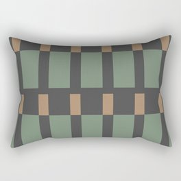 Dark Deco #society6 #decor #buyart Rectangular Pillow