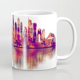 Dubai United Arab Emirates Skyline Coffee Mug