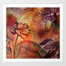 Abstractify Art Print