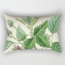 Faboideae Rectangular Pillow