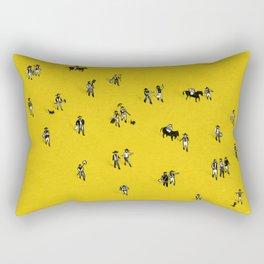 Going Places Rectangular Pillow