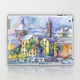 Pegli dal mare Laptop & iPad Skin