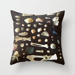 Knolling I Throw Pillow
