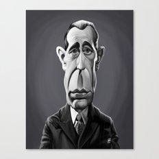 Humphrey DeForest B0gart Canvas Print