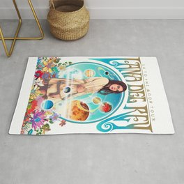 lana del ray la to the moon 2020 tour again Rug