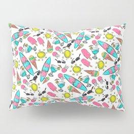 Beach Summer Pattern Pillow Sham
