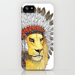 Guardian of your Dreams iPhone Case