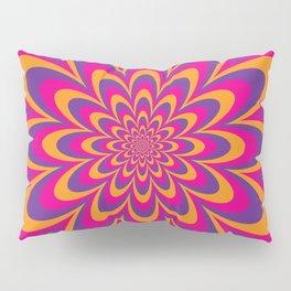 Infinite Flower Pillow Sham