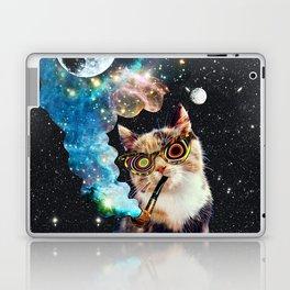 High Cat Laptop & iPad Skin
