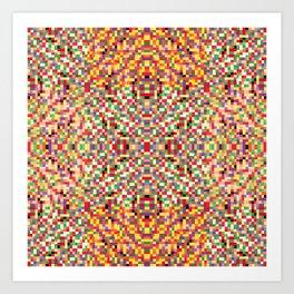 pixelpixels Art Print