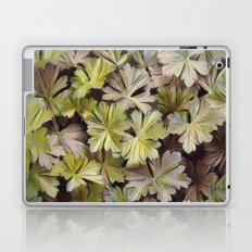 Leafy Abstract Laptop & iPad Skin