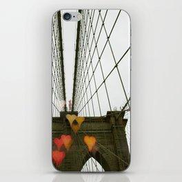Brooklyn My Love iPhone Skin