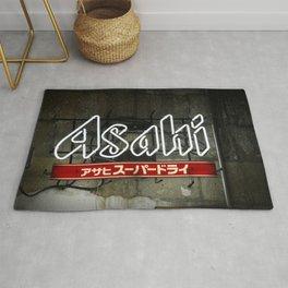 Asahi beer Rug