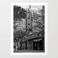 Piedmont Park - Atlanta, GA Art Print