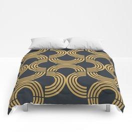 Deco Geometric 01 Comforters