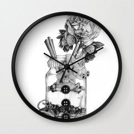 Christmas Parfait Wall Clock